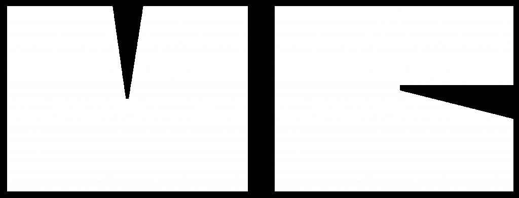 LOGO MODERN CAVEMEN blanc
